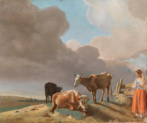 siftingthepast_landscape-with-cows-sheep-and-shepherdess_jean-c3a9tienne-liotard1702-1789_1761